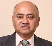 Mr.Bharat Basnet, CEO, National Life Insurance Co. Ltd